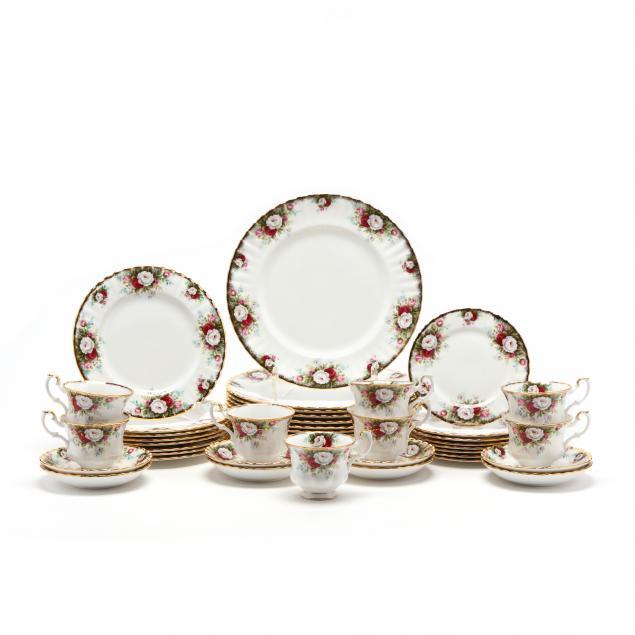 a-vintage-royal-albert-celebration-china-dinner-service