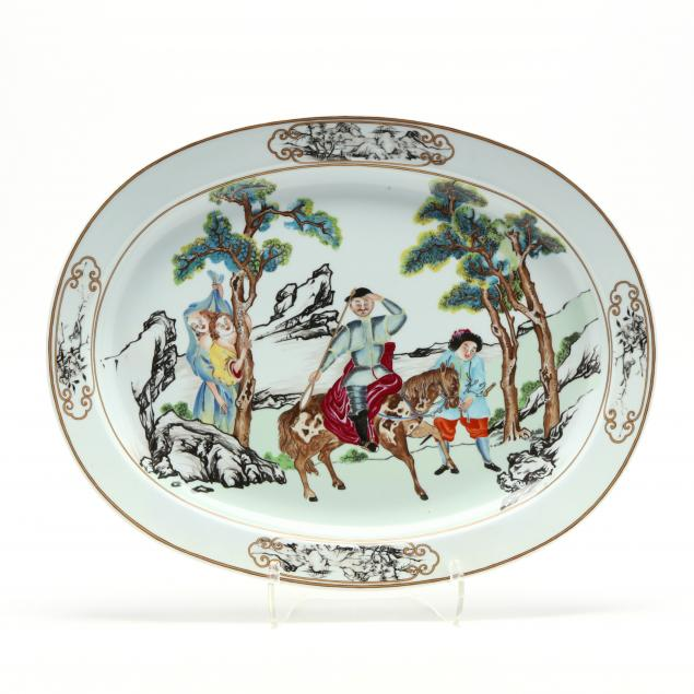 mottahedeh-platter-nelson-rockefeller-collection