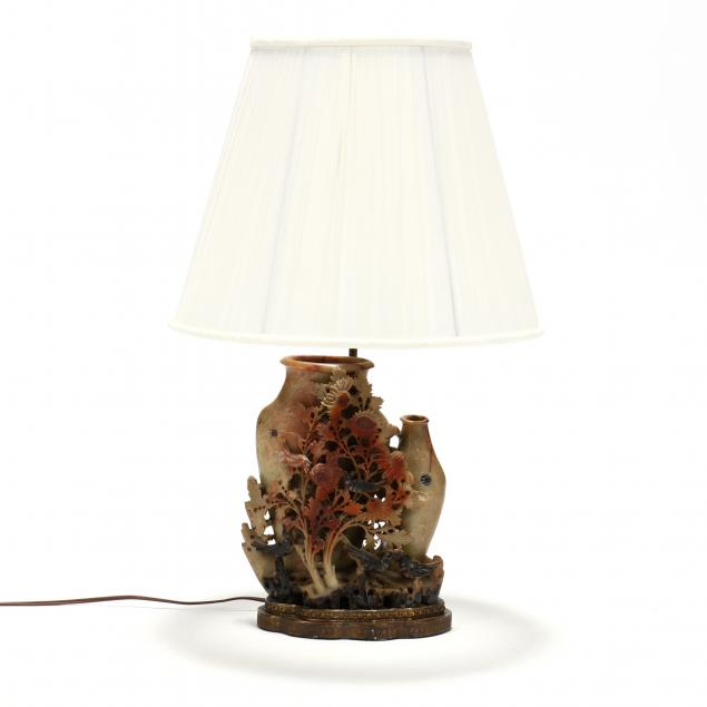 an-antique-chinese-soapstone-carved-lamp