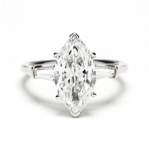 platinum-marquise-diamond-ring-harry-winston