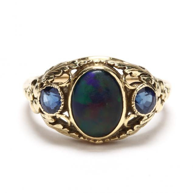gold-opal-and-sapphire-ring