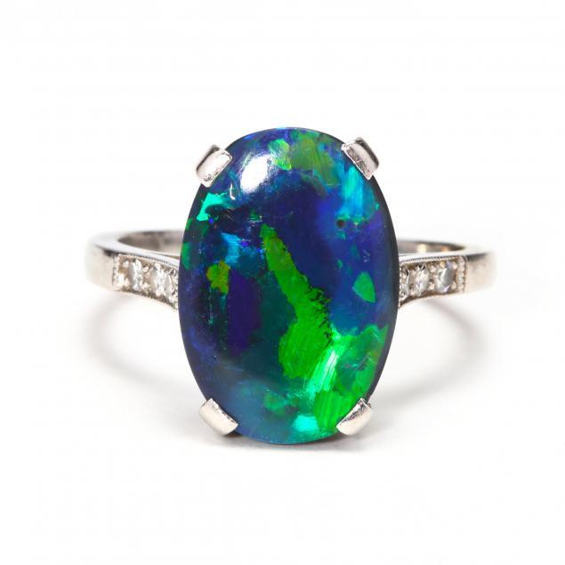 art-deco-platinum-opal-diamond-ring