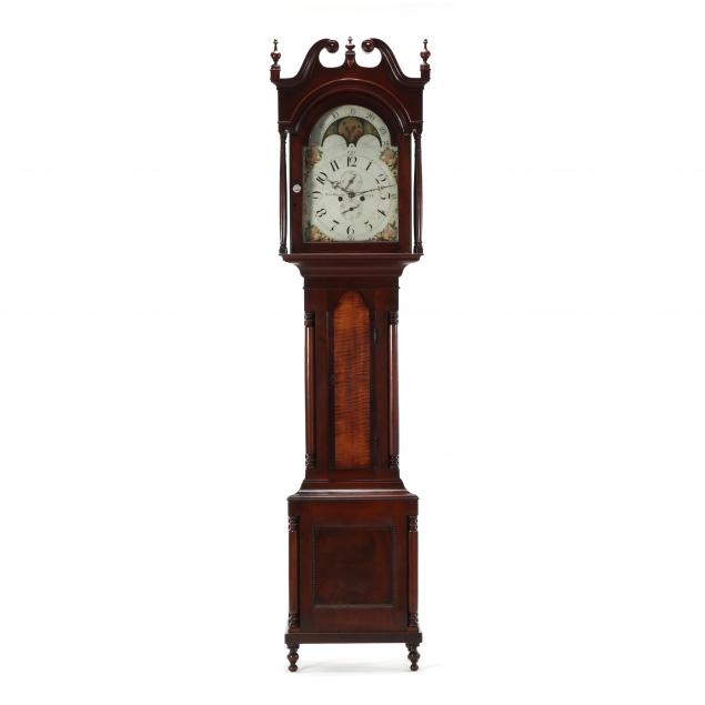 george-hagey-tall-case-clock-trapp-pennsylvania