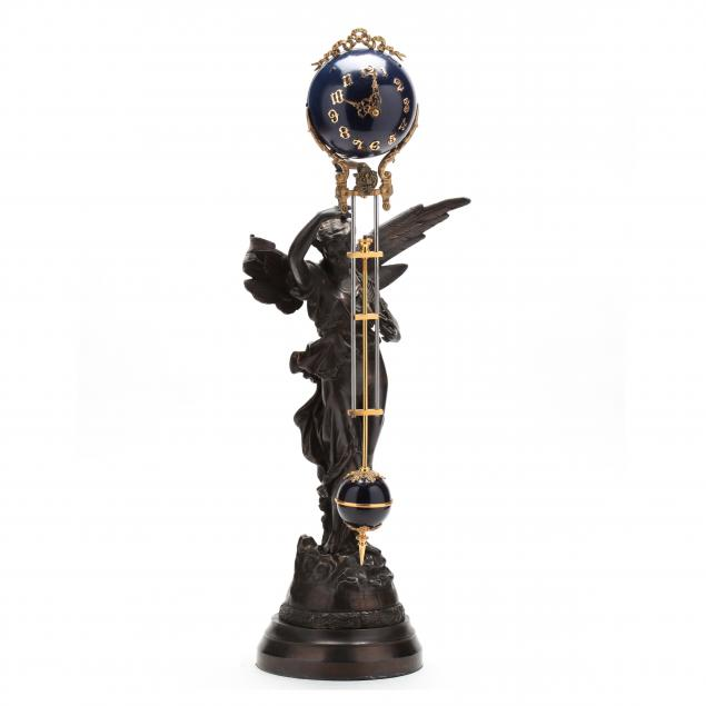 ansonia-gloria-figural-swinging-clock