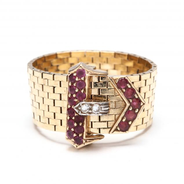gold-ruby-and-diamond-buckle-ring