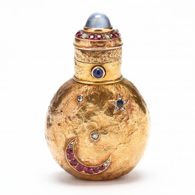 gold-and-gem-set-scent-bottle-russian