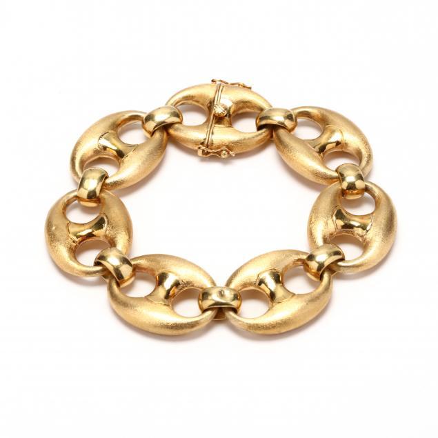18kt-gold-link-bracelet
