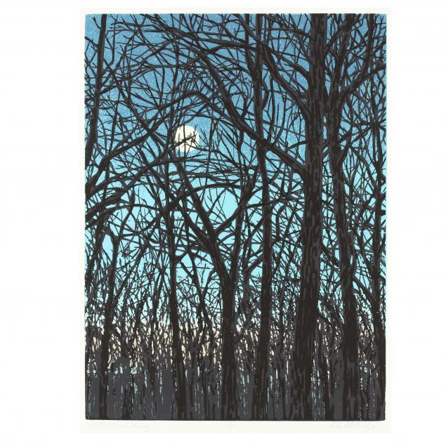 maud-gatewood-nc-1934-2004-i-winter-moon-rising-i