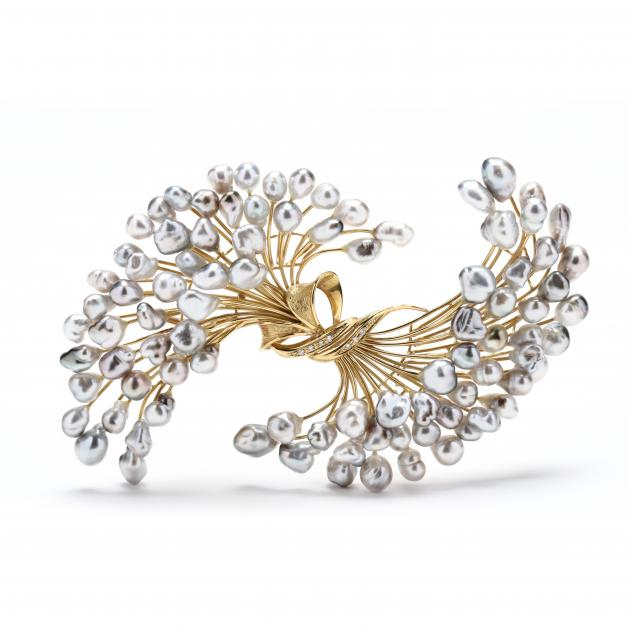 18kt-gold-pearl-and-diamond-brooch