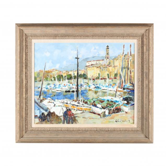 alfred-chagniot-french-1905-1991-french-riviera