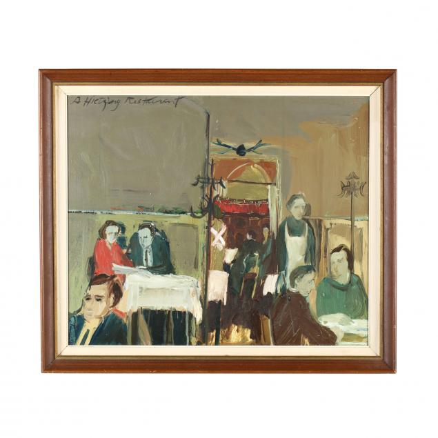 maud-gatewood-nc-1934-2004-i-a-heitzing-restaurant-i