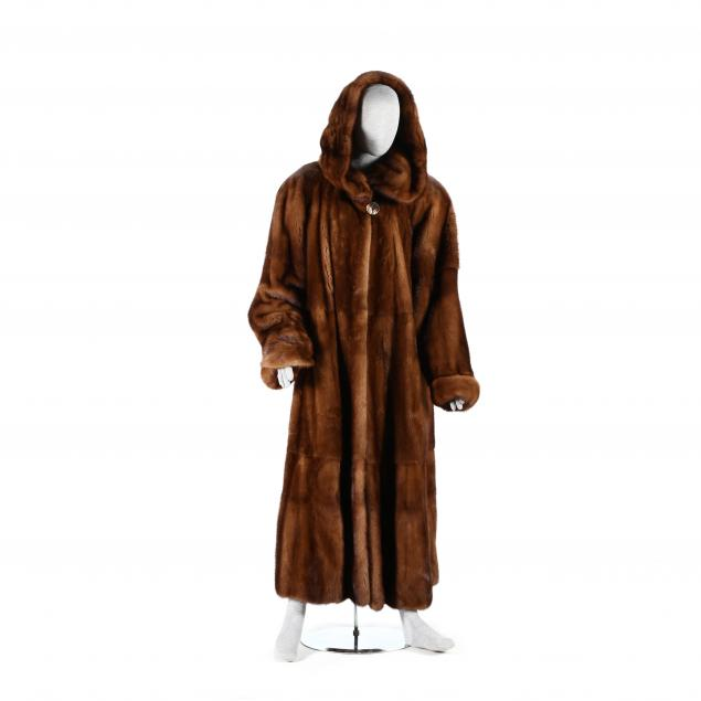 hooded-full-length-mink-coat-fendi