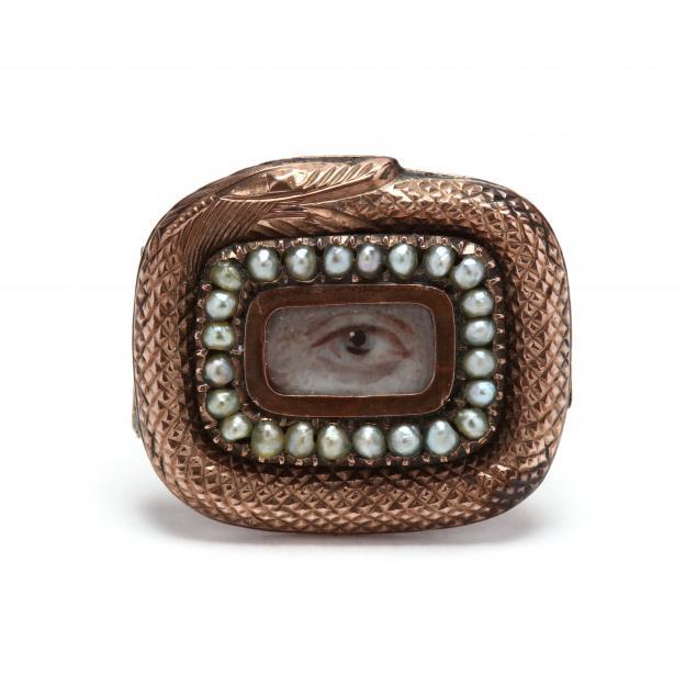georgian-lover-s-eye-serpent-brooch