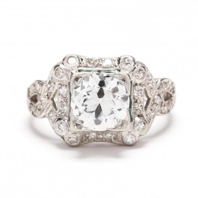 platinum-and-diamond-engagement-ring