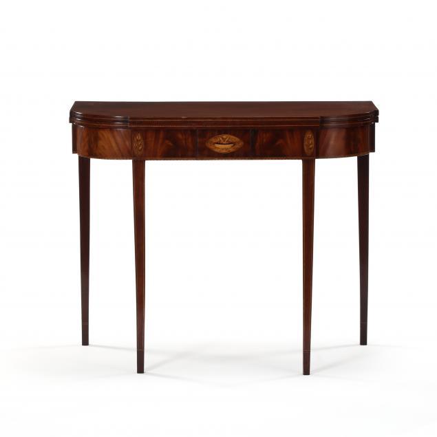 federal-mahogany-inlaid-card-table