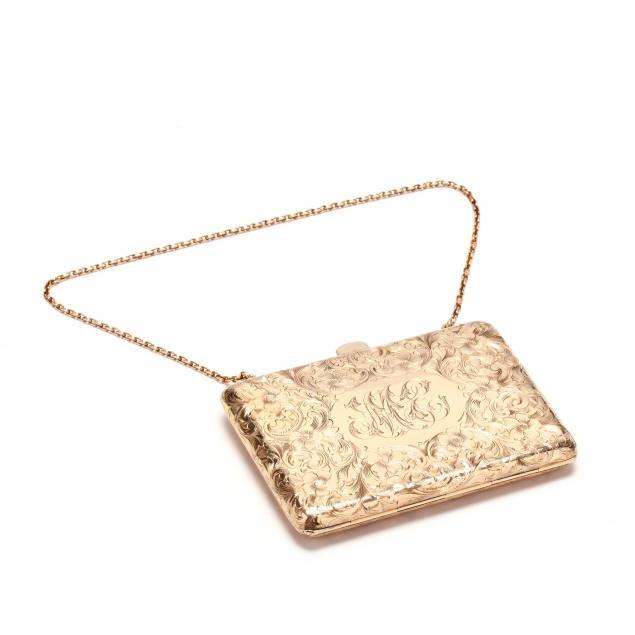 lady-s-14kt-gold-card-case