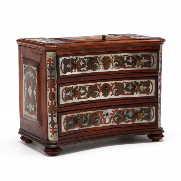 an-antique-french-boulle-miniature-i-commode-i