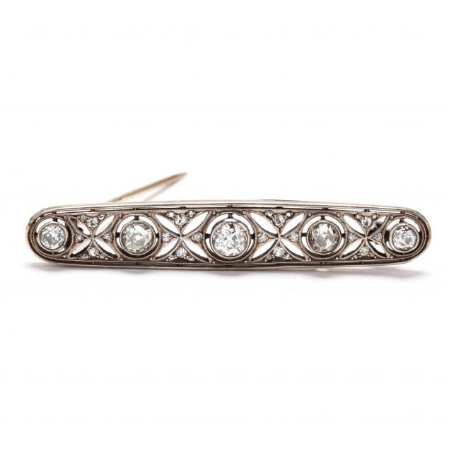 antique-silver-topped-gold-and-diamond-bar-brooch-russian