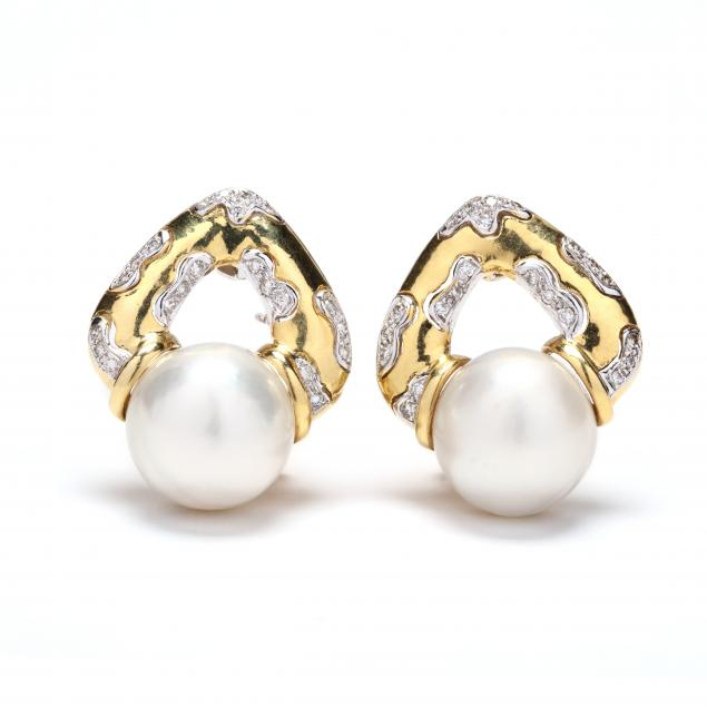 18kt-gold-mabe-pearl-and-diamond-earrings