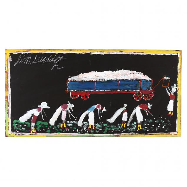 jimmy-lee-sudduth-alabama-1910-2007-cotton-picking