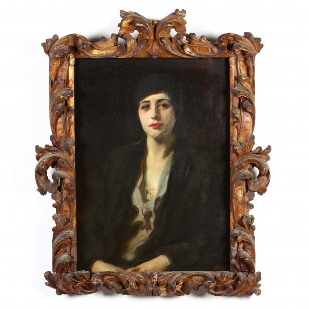irving-ramsay-wiles-ny-1861-1948-i-girl-in-black-i