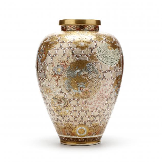 a-japanese-satsuma-vase-attributed-to-kinkozan