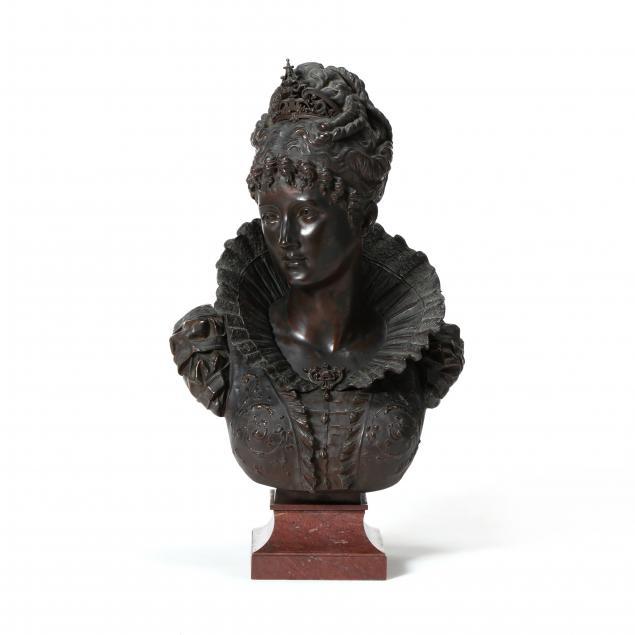 after-vincent-desire-faure-de-brousse-french-1876-1908-bust-of-a-renaissance-queen