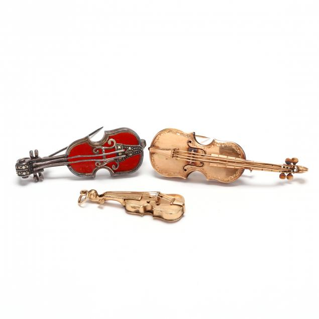three-musical-theme-jewelry-items