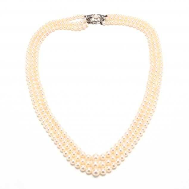 triple-strand-pearl-necklace-with-silver-clasp-mikimoto