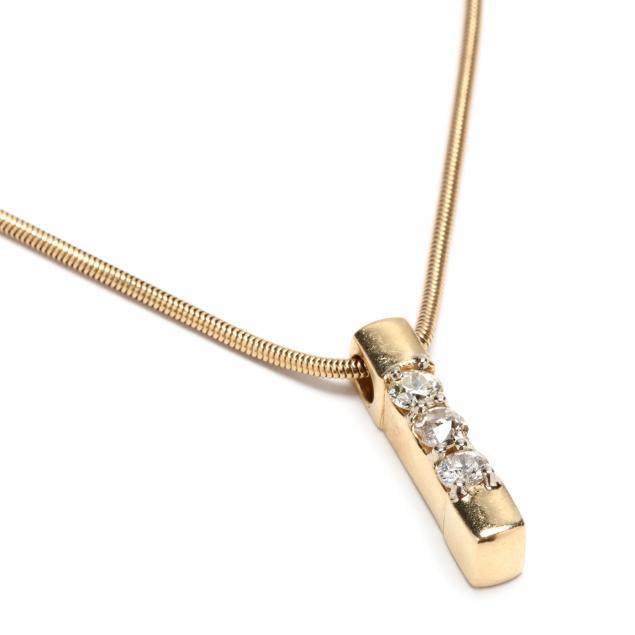 14kt-gold-diamond-necklace