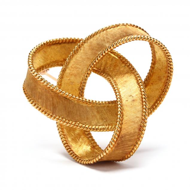 18kt-gold-knot-brooch