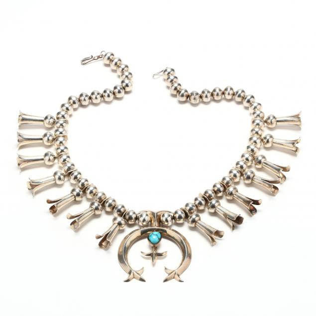 silver-and-turquoise-squash-blossom-necklace