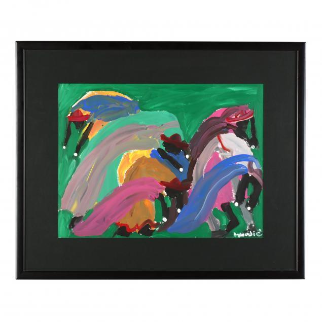 folk-art-painting-woodie-long-fl-alabama-1942-2009-pickin-cotton