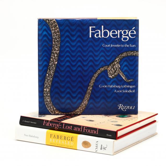 three-faberge-books