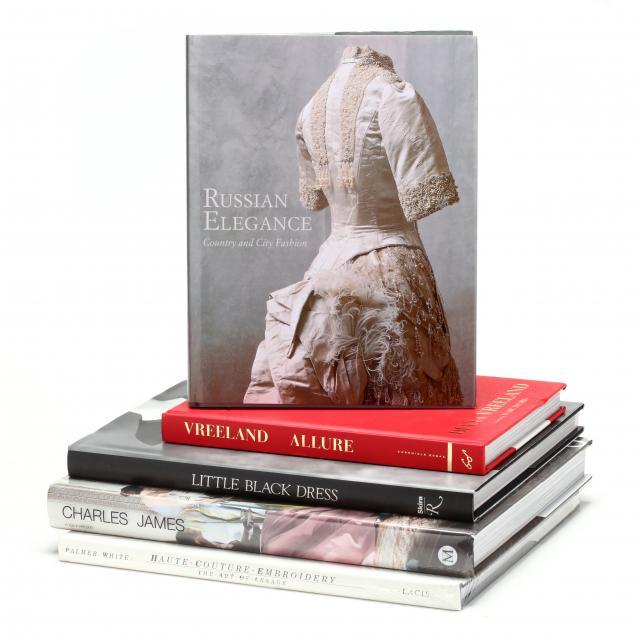 group-of-fashion-books