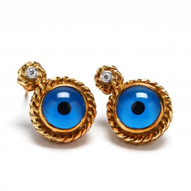 gold-and-diamond-evil-eye-earrings