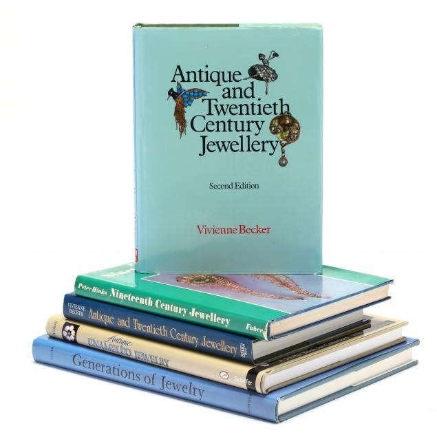 group-of-jewelry-books