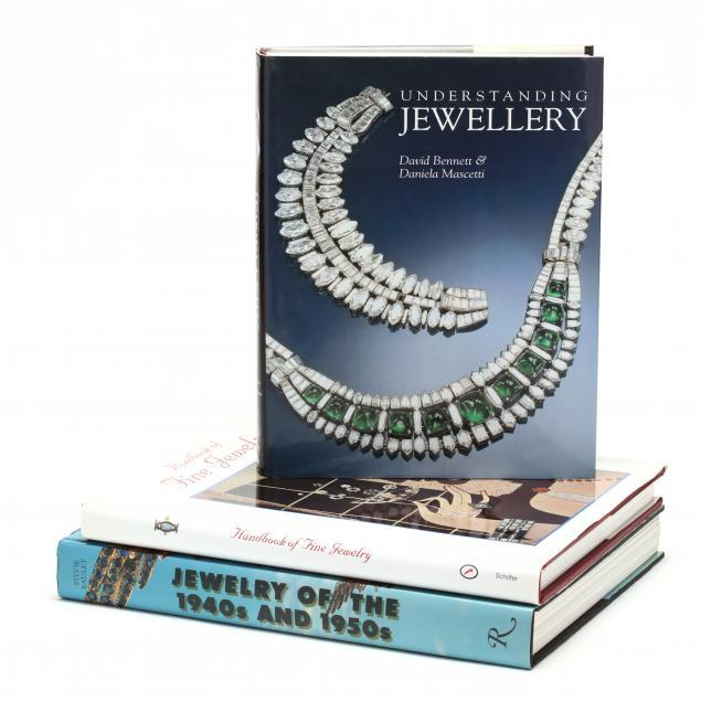 three-jewelry-books