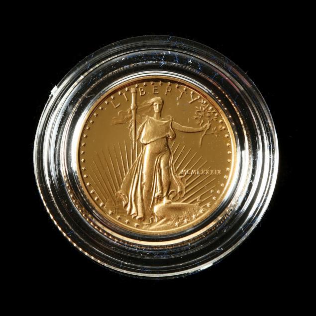 1989-proof-5-american-eagle-1-10th-ounce-gold-bullion-coin