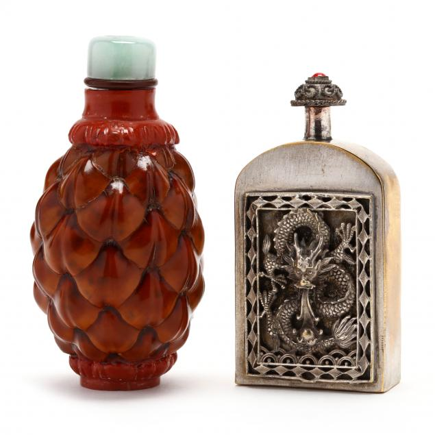 two-chinese-snuff-bottles