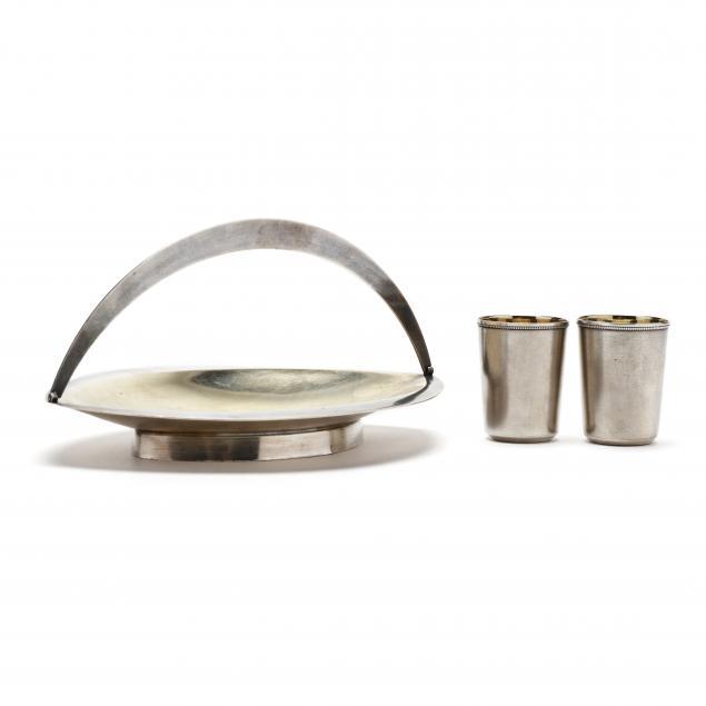 a-soviet-era-estonian-silver-basket-vodka-cups