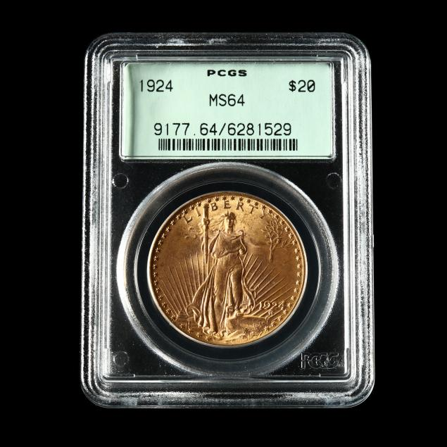 1924-20-st-gaudens-gold-double-eagle