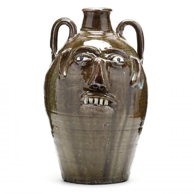 western-nc-folk-pottery-burlon-craig-buggy-face-jug