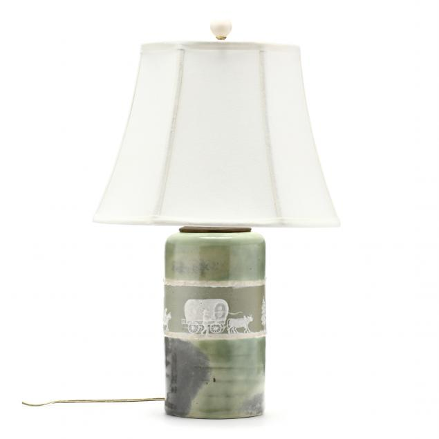 pisgah-forest-cameo-lamp
