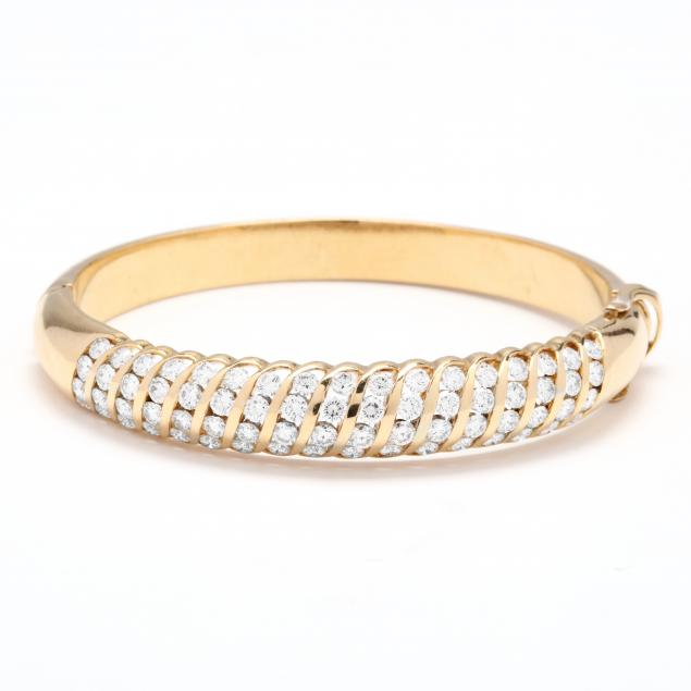 18kt-gold-and-diamond-bracelet