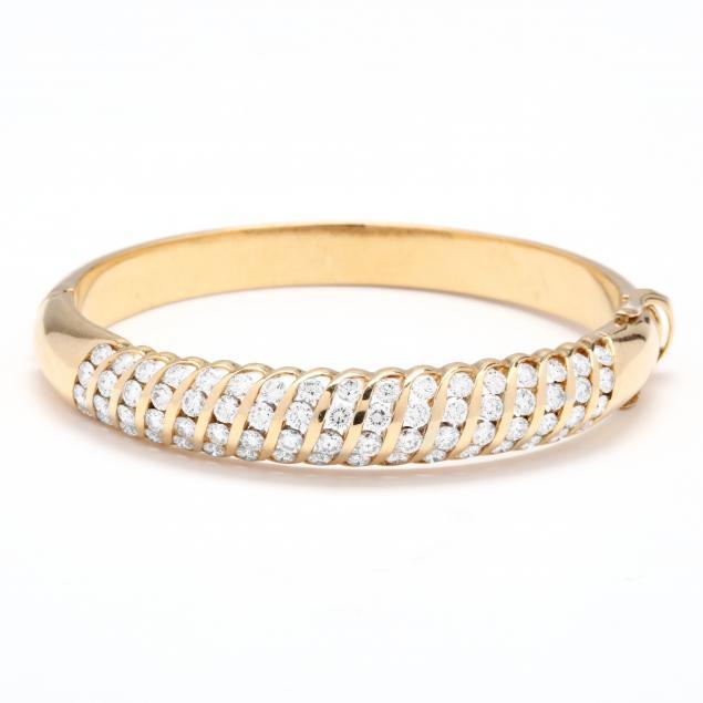 18kt-gold-and-diamond-bracelet