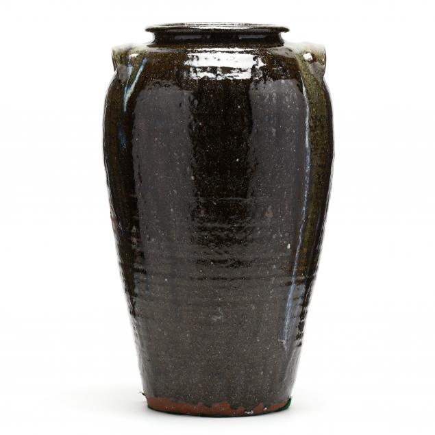 nc-pottery-floor-vase-kim-ellington