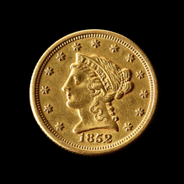 1852-o-liberty-head-2-50-gold-quarter-eagle