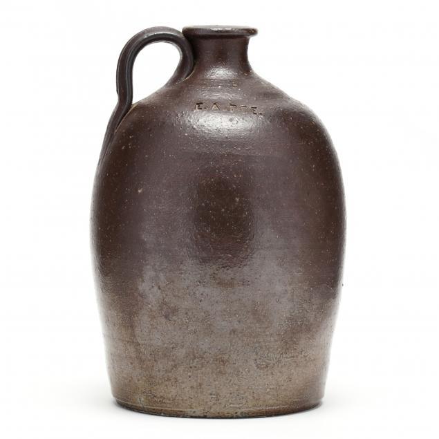 nc-pottery-edgar-allen-poe-1858-1934-cumberland-county
