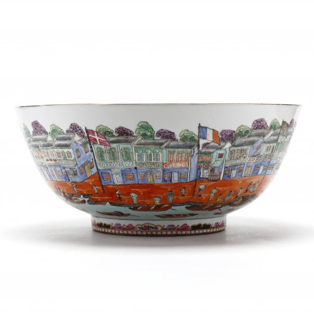 a-contemporary-chinese-export-hong-punch-bowl